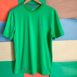 Under Armour Short sleeves top size L